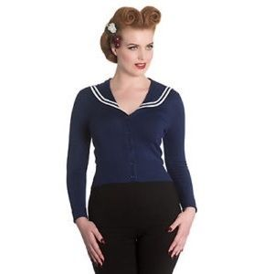 Hell bunny sailor cardigan